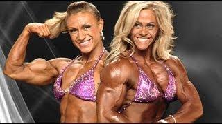 Women's Bodybuilding & Physique - 2012 NPC Nationals Finals