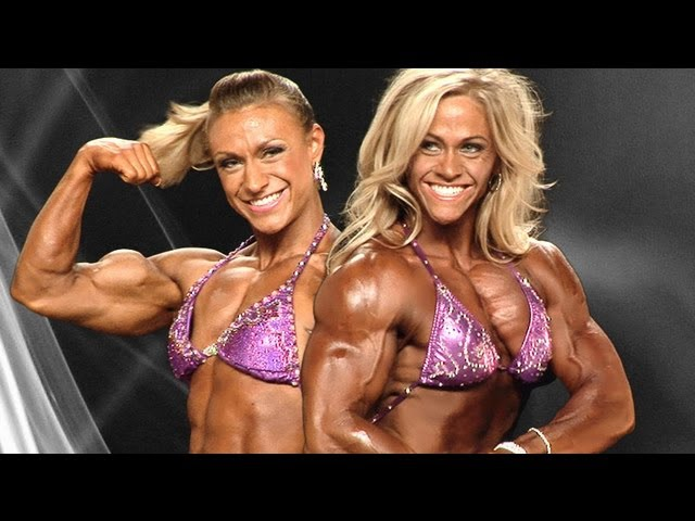 Women's Bodybuilding & Physique - 2012 NPC Nationals Finals