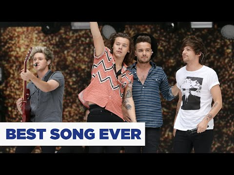 One Direction - 'Best Song Ever' (Summertime Ball 2015)