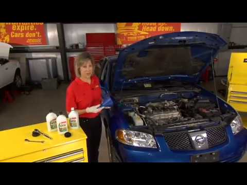 How to do an Easy Oil Change | Advance Auto Parts