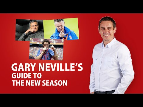 Gary Neville's guide to Premier League season