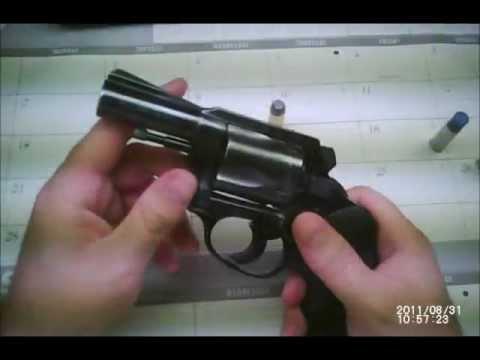 Charter Arms .44 Special Bulldog 1st Gen Snub Nose Revolver Pistol Hand Gun