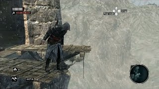 Assassin's Creed Revelations - Exploring Masyaf (Place Where Altair Used To Jump)