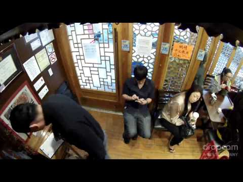 Lying Yelp Reviewer Caught by Wonderful Chinese Restaurant  - Front Entrance Camera