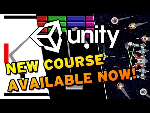 AVAILABLE NOW! New Making Games Course on Udemy!