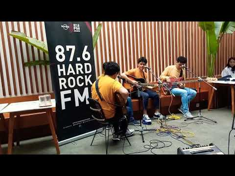 The Overtunes - Time Will Tell. ultah Hard Rock FM k-22 (Shophaus menteng 20042018)
