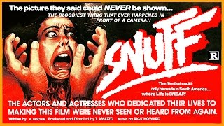 Snuff (1976) NSFW Trailer - Color / 2:53 mins