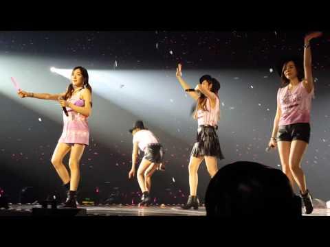 160130 SNSD - PARTY+Ending @ GG Tour in Bangkok