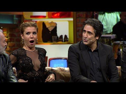 Beyaz Show - Mahsun Kırmızıgül, Gülben Ergen'e verdi veriştirdi!
