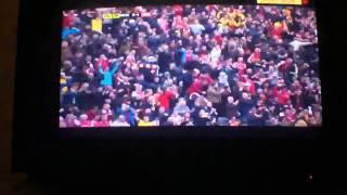 Arsenal v newcastle 2011