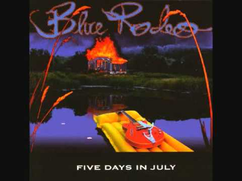 Blue Rodeo - Photograph