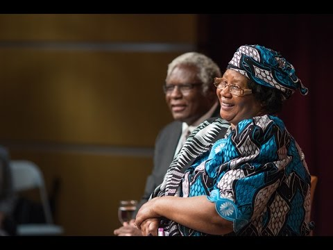 A Conversation with Her Excellency Joyce Banda