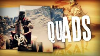 Stage 8 - Bike/Quad - Stage Summary - (Uyuni - Iquique)