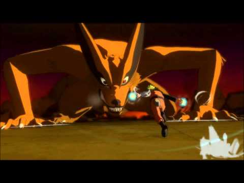 Naruto Shippuden: Ultimate Ninja Storm 3- Nine Tailes, Tooth and Nail(Extended)