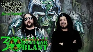 MUNICIPAL WASTE - Album Title (Slime and Punishment interview #2)