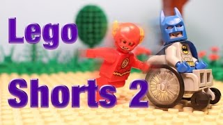 Lego Shorts Episode 2: The Misadventures of Bats and Barry!