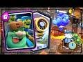 Clash Royale - GOBLIN GIANT SPARKY! Monster Deck