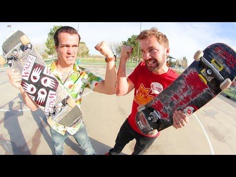 Normal Skateboarding VS Freestyle Skateboarding: WHICH IS EASIER?
