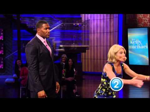 Sarah Michelle Gellar Plays the Gellar Games On Live With Kelly & Michael video