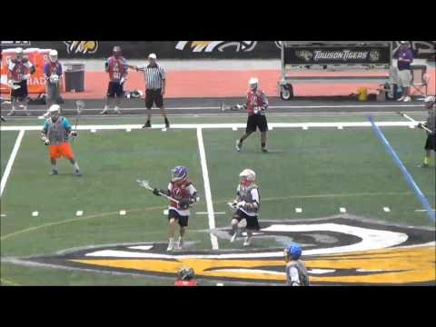 Nick Spurgeon - Gonzaga College High School Lacrosse, Class of 2016 (Updated)