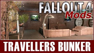 Fallout 4 Mods - Travellers Bunker