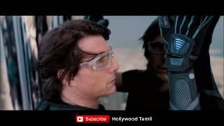 [தமிழ்] Mission impossible ghost protocol Building climbing scene in Tamil | Super Scene | HD 720p