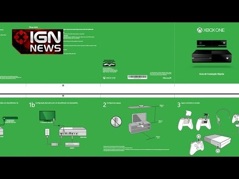 Xbox One User Manual Ign News Xbox One Manual
