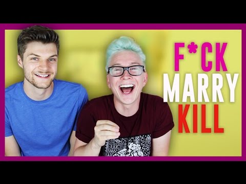 F*CK MARRY KILL (ft. Jim Chapman) | Tyler Oakley thumbnail