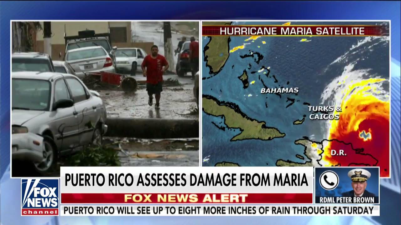 US Coast Guard hurricane response a 'continuous sprint'