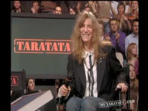 Cali & Patti Smith - Interview (Live on TV Show Taratata Jan. 2008)