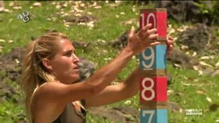 Sema'dan dokunulmazlık oyunu sırasında kritik hata! |55. Bölüm | Survivor 2017