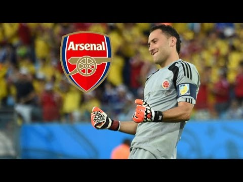 David Ospina | Welcome to Arsenal | Best Saves