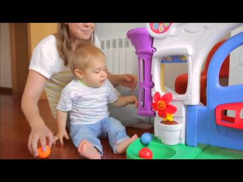 The Fisher-Price Laugh & Learn™ Learning House