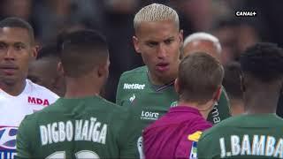 Saint-Etienne-Olympique Lyonnais - L'humiliation - Résumé