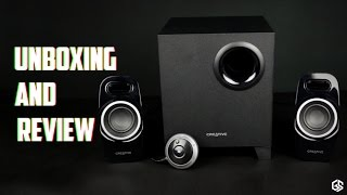 Creative T3250 - 2.1 Wireless Speaker Unboxing & Review