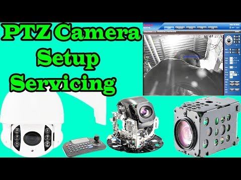 How to Connect a PTZ Camera to a Computer (Bangla)