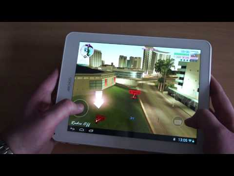 ARCHOS 97 Titanium HD  review / iPad Retina / Android 4.1 Jelly Bean tablet