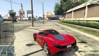 Windows 10 Game DVR Test Grand Theft Auto 5