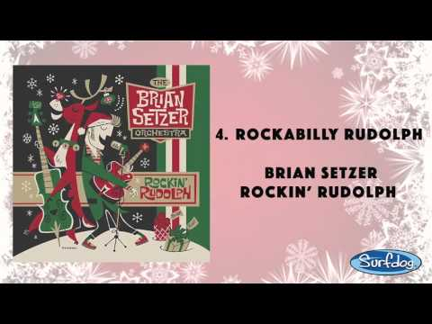 Brian Setzer Orchestra - Rockability