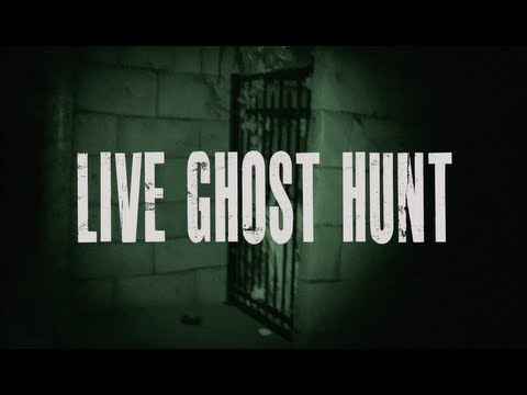 LIVE Ghost HUNT Haunted Amusement Park Paranormal Activity