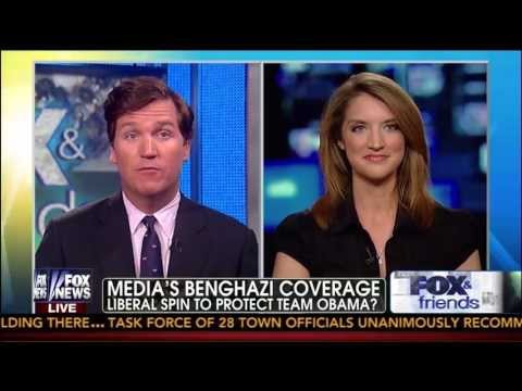 The Mainstream Media Bias on Benghazi Hearings - Elisabeth Meinecke - Fox & Friends - 5/11/13