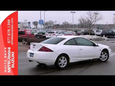 2000 Mercury Cougar St-Paul White-Bear-Lake, MN #70849A SOLD