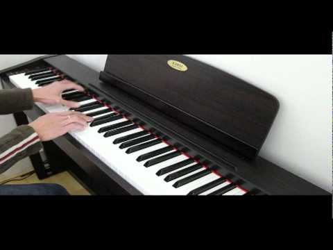 Every Little Part of Me piano cover Alesha Dixon Jay Sean instrumental