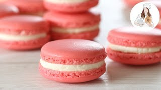How to make Macarons | Perfect Macaron Recipe
