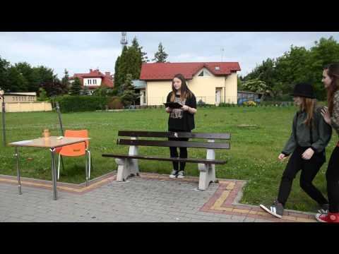 Legendy regionalne- teatr uliczny Biblioteka Brzesko 4.06.2014 Legenda