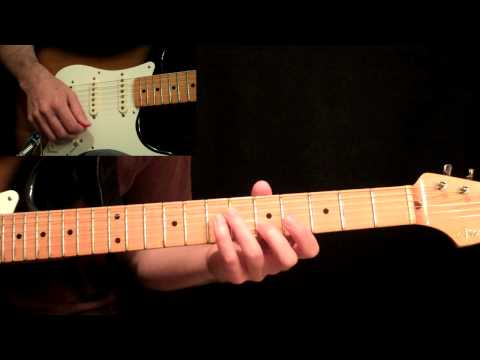 Jazz Guitar University - Lesson 1 Soloing Over Major Chords Pt.1