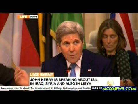 """""""We Haven't Seen Anything Like This Since World War Two!"""" John Kerry At Syria Peace Talks"""