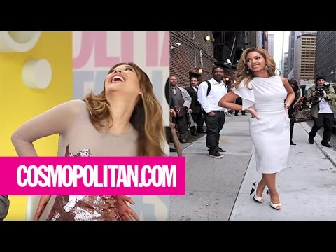 3 Tips For Getting Diva Style Like Beyonce | Cosmo's Sexy Vs. Skanky video