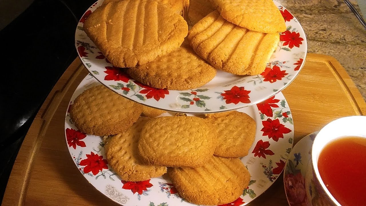 Cookies Made Of Orange Juice - ከብርቱካን ጭማቂ የሚሰራ ብስኩት (ኩኪስ)