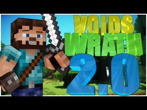 Minecraft Voids Wrath 2.0 Modded Survival Ep 1 The Adventure Begins